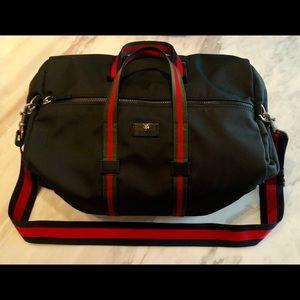 951e81994b3f Gucci Bags - Gucci Technical Canvas Duffle